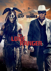 the lone ranger netflix