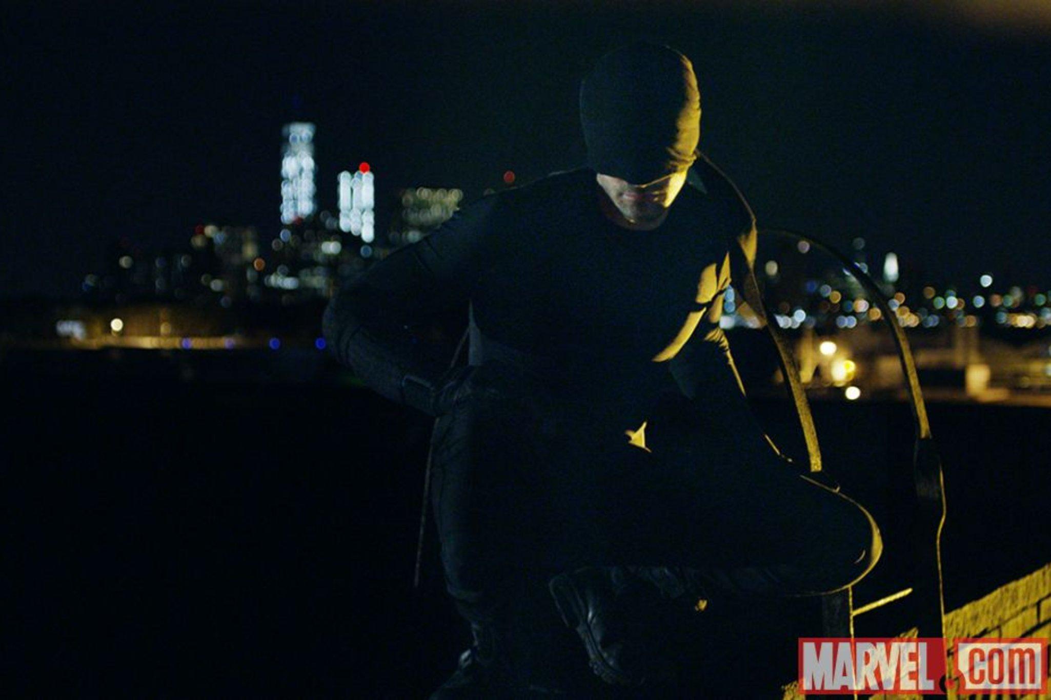 Daredevil. Charlie Cox (Matt Murdock/Daredevil). Foto: Netflix